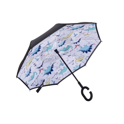 Inside Out Umbrella All4Ella Kids Dinosaur - Total Woman Total Home