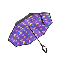 Inside Out Umbrella All4Ella Kids Hearts - Total Woman Total Home
