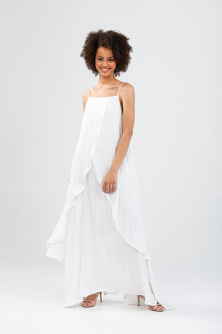 Brave + True Destination Dress White