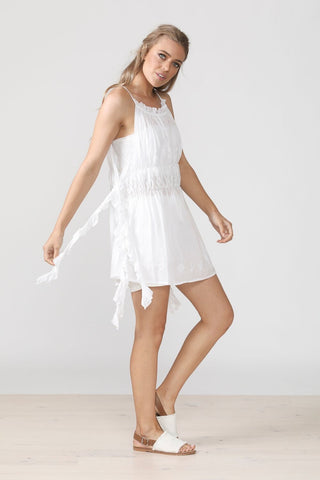 Holiday Avalon Dress White - Total Woman Total Home