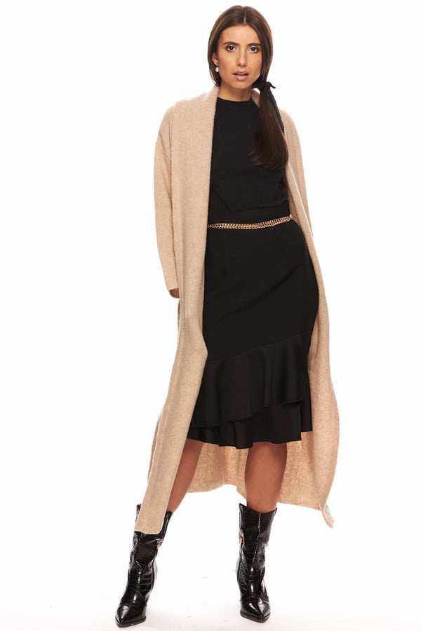 GITTA Long-Cardigan