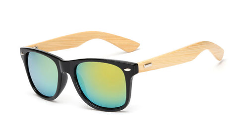 Alpine Bamboo Sunglasses