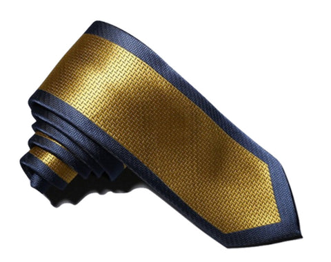 Iconic Gold Clustered Tie
