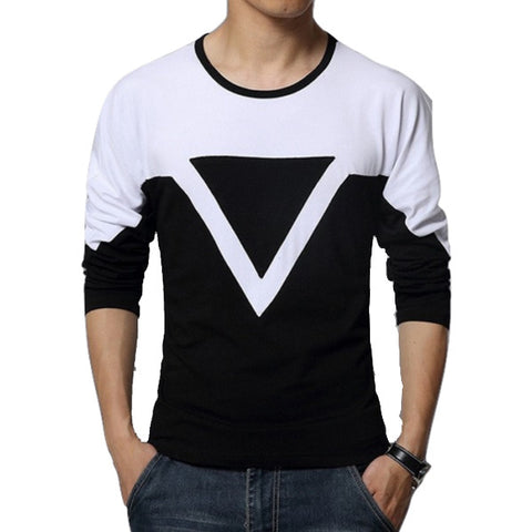 Iconic Men's Double Triangle T-Shirt