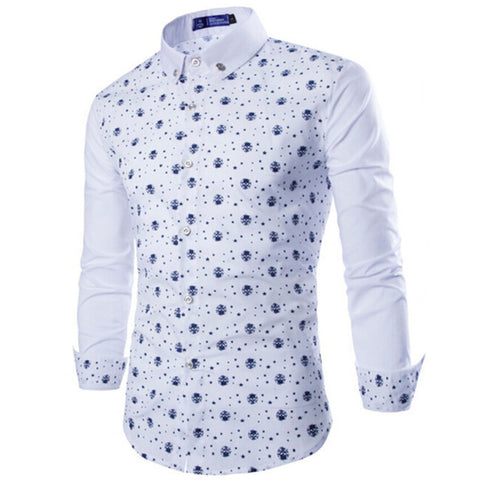 Arcade Men's Cotton Dress Shirt