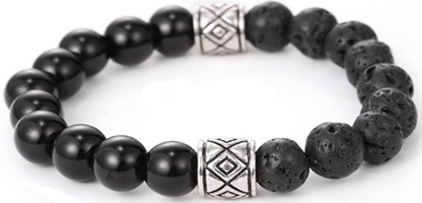 BUY 1, FREE 1 - Men's Beaded Bracelet Eon