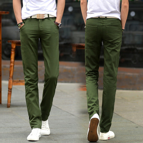 Iconic Men's Chino Summer Pants