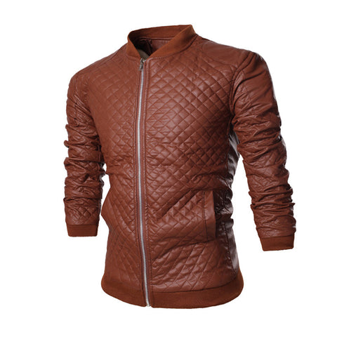 Iconic Quilted Bomber Men's Jacket