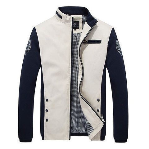 Classic Men's Winter Jacket