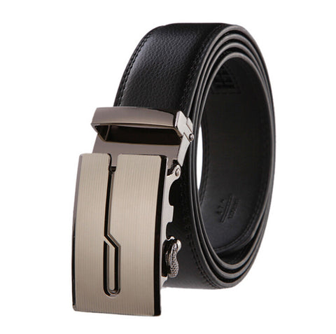 Men's Classic Leather Belt