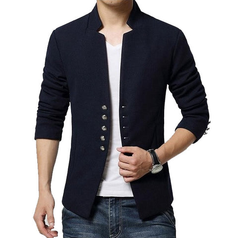 Clasic Smart Casual Men's Jacket