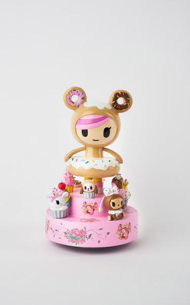TDxAN Donutella Musical Stand - A.Anne, Tokidoki, Ashlyn Anne, Fashion, Handbags, School, Bag, Accessories