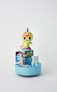 TDxAN Little Terror Musical Stand - A.Anne, Tokidoki, Ashlyn Anne, Fashion, Handbags, School, Bag, Accessories