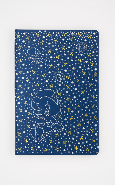 TDxAN A5 Starry Night Stellina Notebook - A.Anne, Tokidoki, Ashlyn Anne, Fashion, Handbags, School, Bag, Accessories