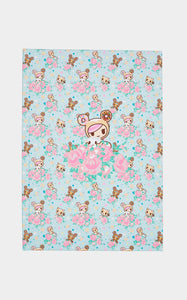 TDxAN Pastel Clover Notebook - A.Anne, Tokidoki, Ashlyn Anne, Fashion, Handbags, School, Bag, Accessories