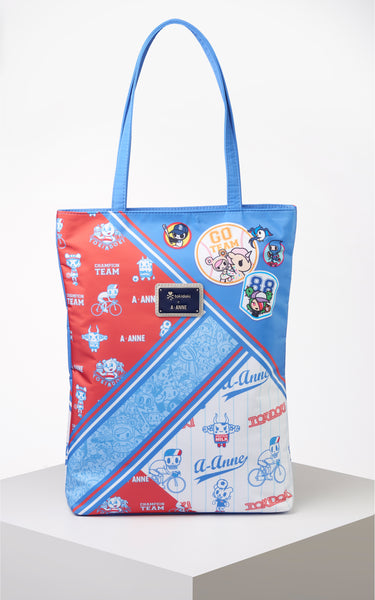 TDxAN Tokidoki Champion Tote Bag - A.Anne, Tokidoki, Ashlyn Anne, Fashion, Handbags, School, Bag, Accessories