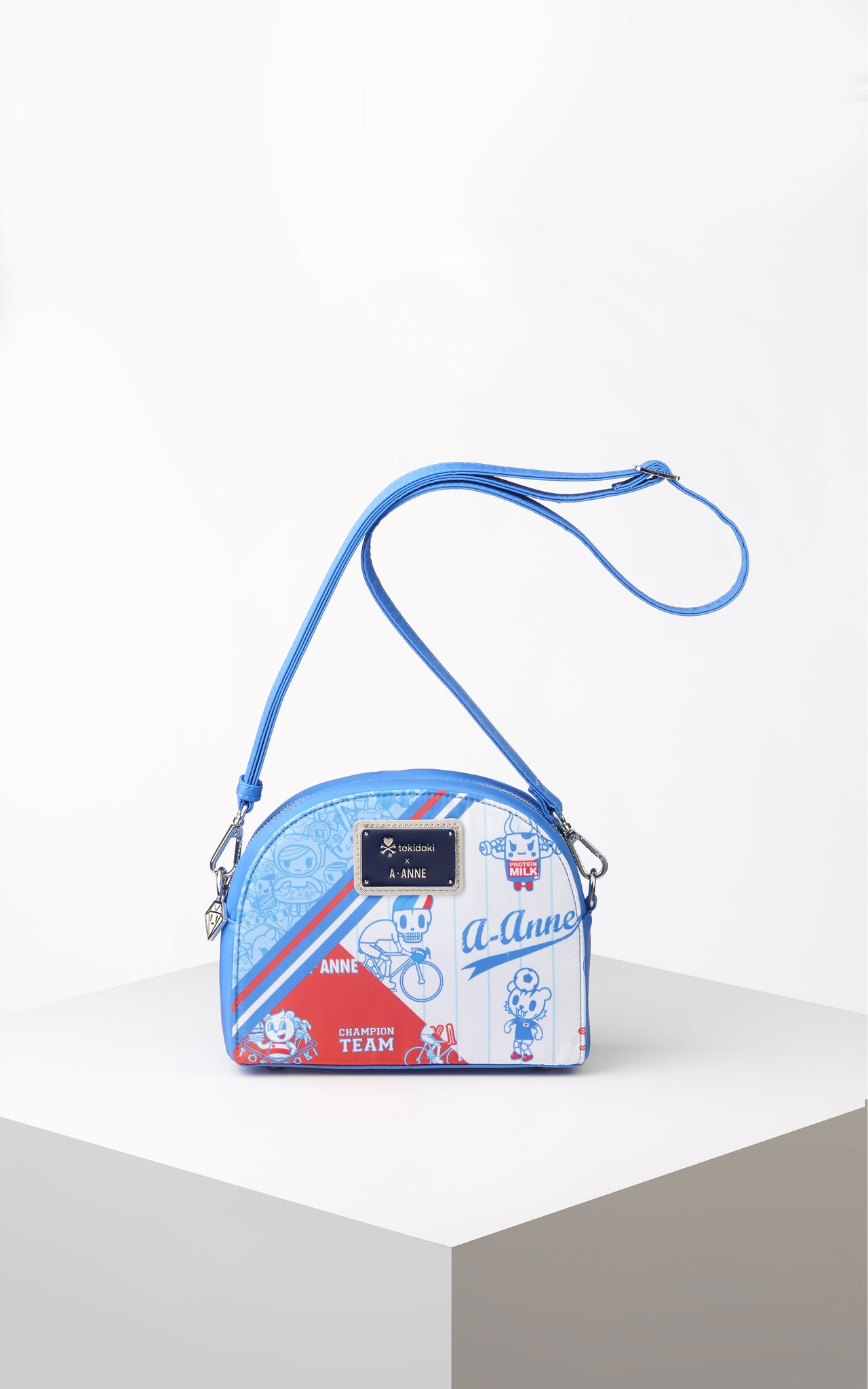 TDxAN Tokidoki Champion Crossbody Bag - A.Anne, Tokidoki, Ashlyn Anne, Fashion, Handbags, School, Bag, Accessories