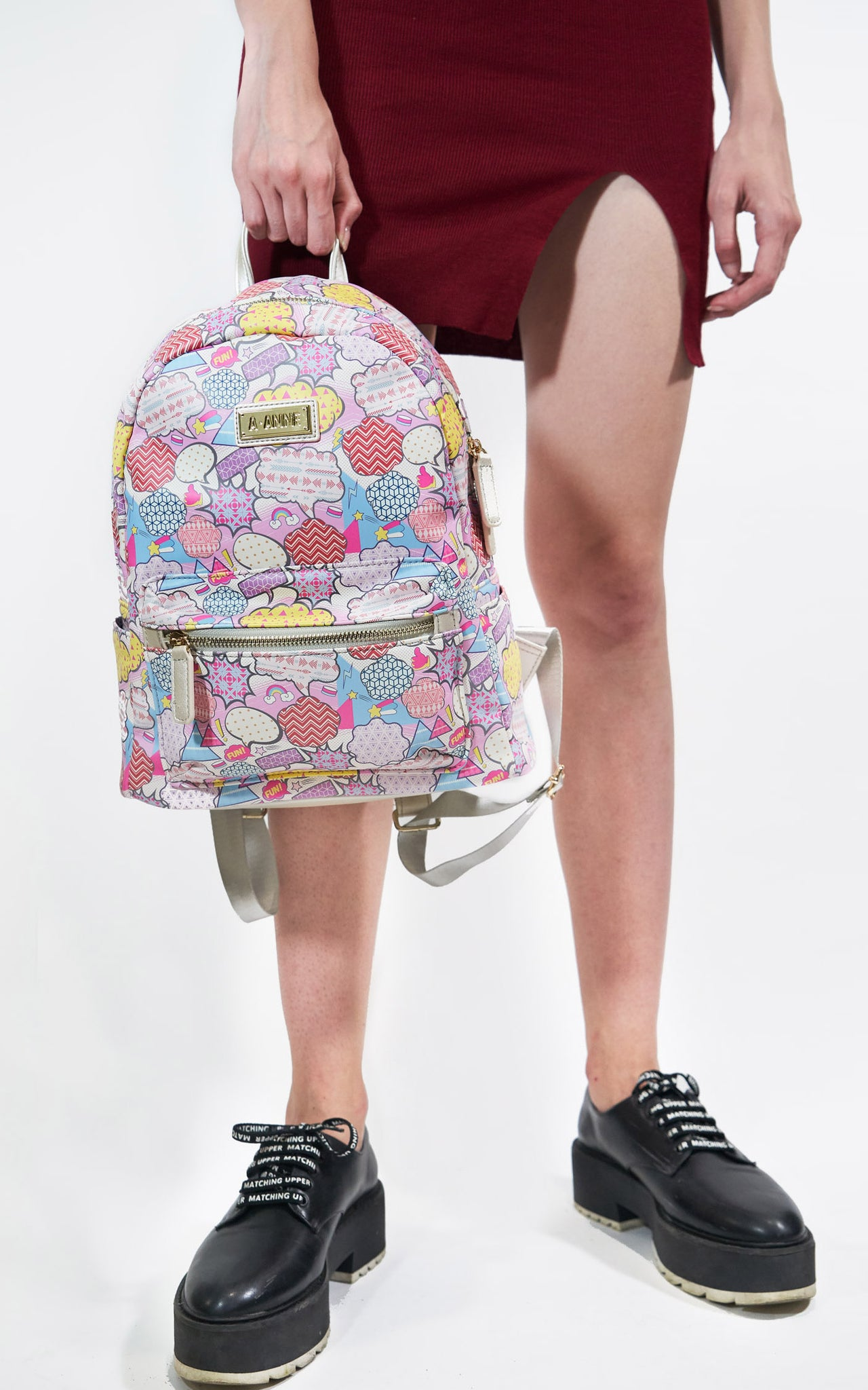 Femme Stories Backpack - A.Anne, Tokidoki, Ashlyn Anne, Fashion, Handbags, School, Bag, Accessories