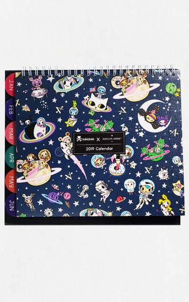 TDxAN 2019 Calendar - A.Anne, Tokidoki, Ashlyn Anne, Fashion, Handbags, School, Bag, Accessories