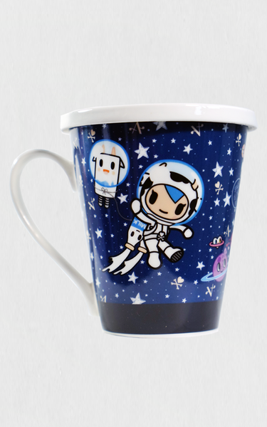 TDxAN Starry Night Mozarella Mug - A.Anne, Tokidoki, Ashlyn Anne, Fashion, Handbags, School, Bag, Accessories