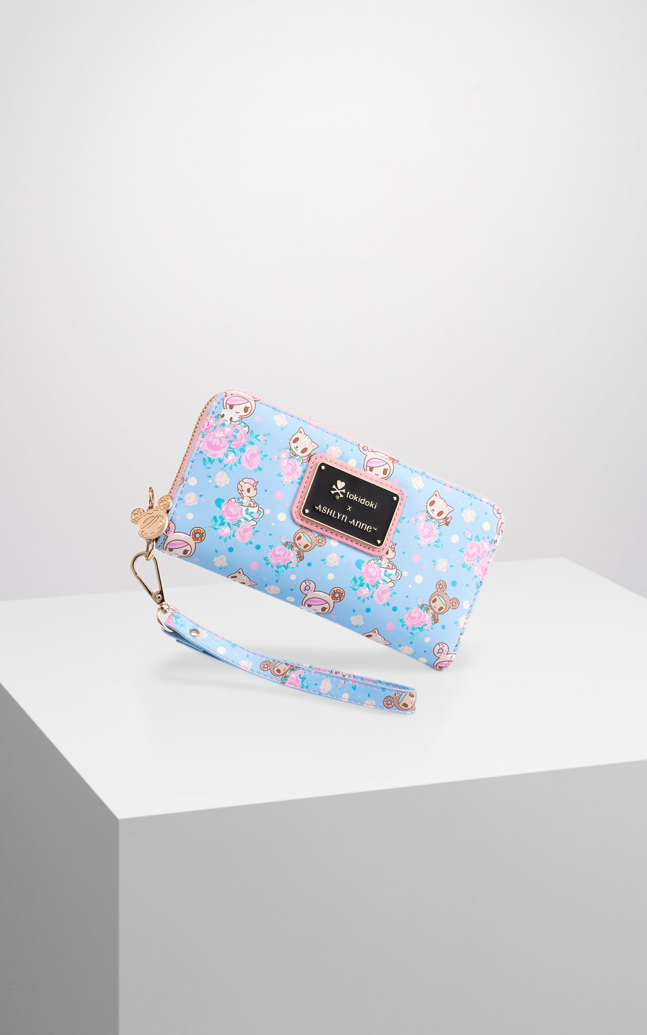 TDxAN Pastel Clover Wallet - A.Anne, Tokidoki, Ashlyn Anne, Fashion, Handbags, School, Bag, Accessories