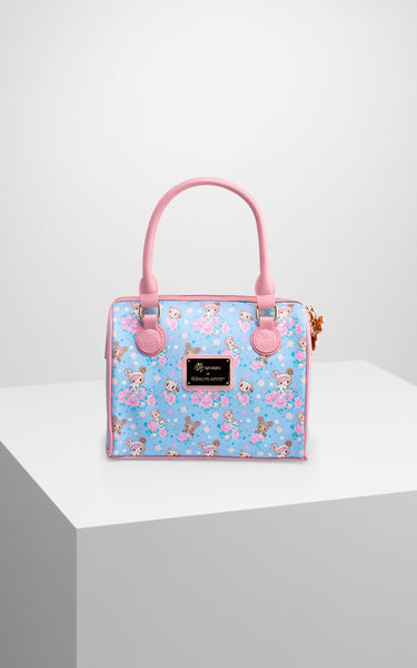 TDxAN Pastel Clover Bowler Bag - A.Anne, Tokidoki, Ashlyn Anne, Fashion, Handbags, School, Bag, Accessories