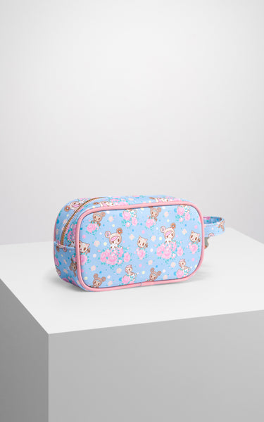 TDxAN Pastel Clover Cosmetic Pouch - A.Anne, Tokidoki, Ashlyn Anne, Fashion, Handbags, School, Bag, Accessories