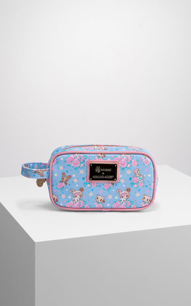 TDxAN Pastel Clover Cosmetic Pouch