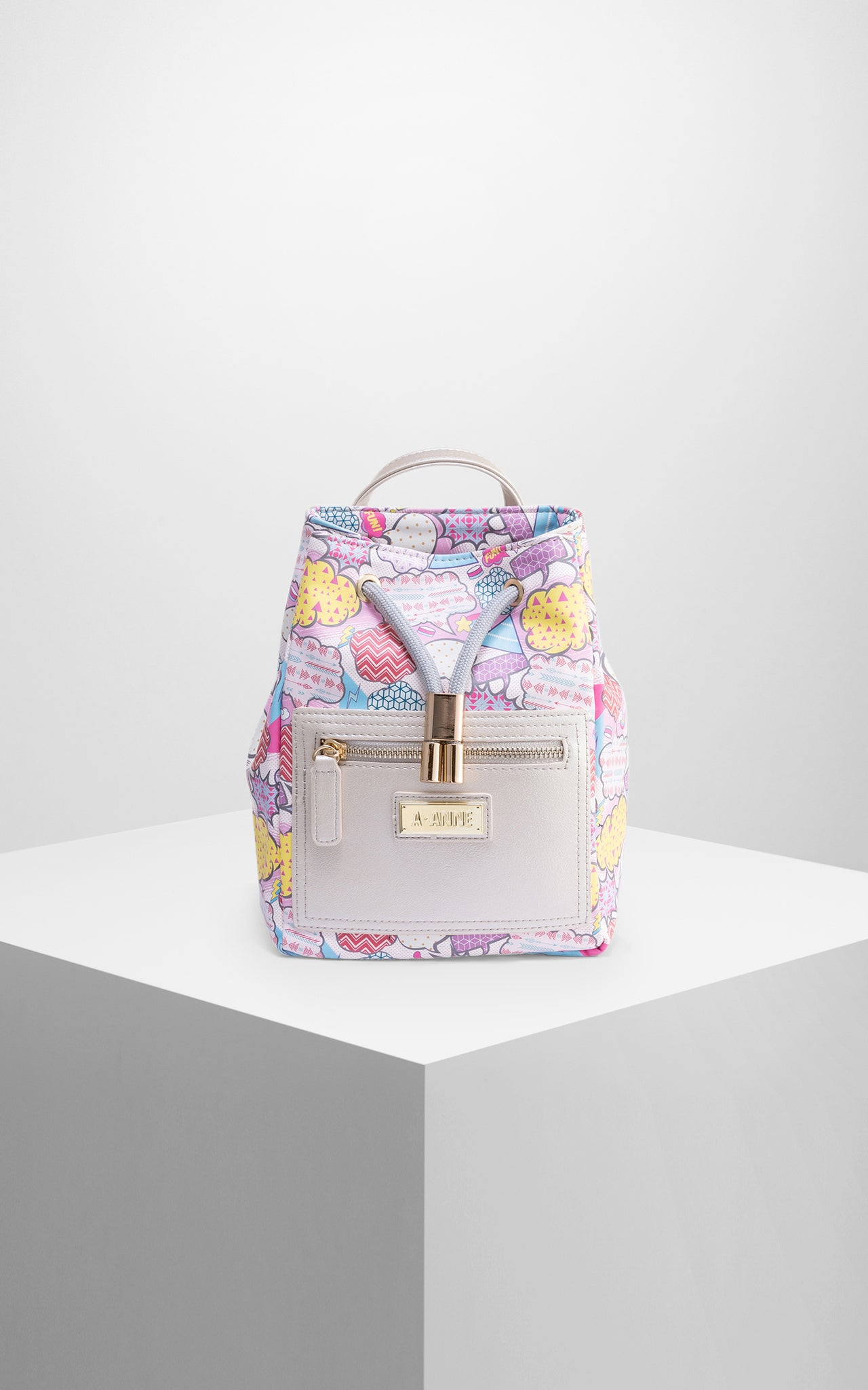 Femme Stories Mini Convertible Bucket Bag - A.Anne, Tokidoki, Ashlyn Anne, Fashion, Handbags, School, Bag, Accessories