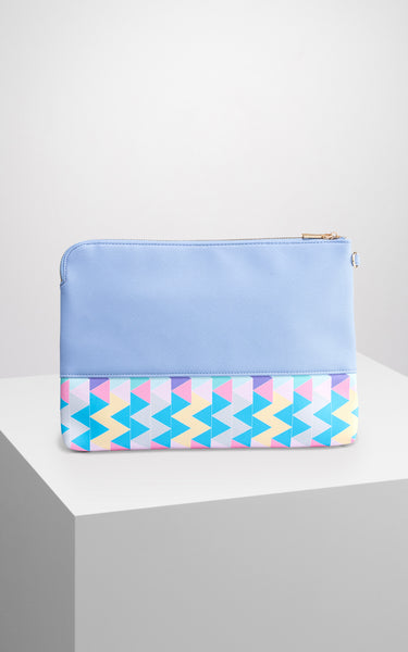 Carolina Blue Clutch - A.Anne, Tokidoki, Ashlyn Anne, Fashion, Handbags, School, Bag, Accessories
