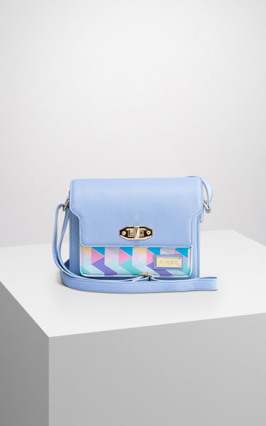 Carolina Blue Satchel Bag - A.Anne, Tokidoki, Ashlyn Anne, Fashion, Handbags, School, Bag, Accessories