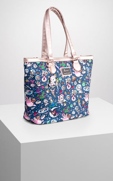 TDxAN Starry Night Tote Bag - A.Anne, Tokidoki, Ashlyn Anne, Fashion, Handbags, School, Bag, Accessories