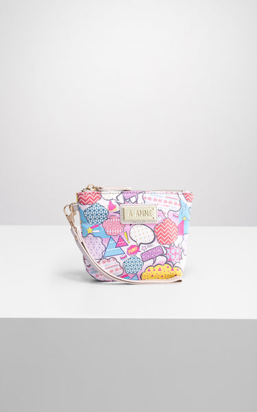 Femme Stories Wristlet - A.Anne, Tokidoki, Ashlyn Anne, Fashion, Handbags, School, Bag, Accessories