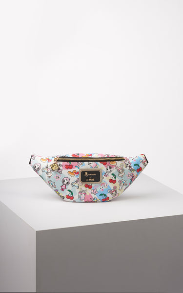 TDxAN Pastel Stories Fanny Pack - A.Anne, Tokidoki, Ashlyn Anne, Fashion, Handbags, School, Bag, Accessories