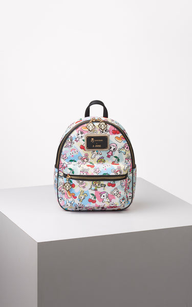 TDxAN Pastel Stories Mini Convertible Backpack