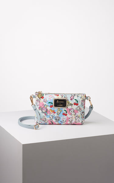 TDxAN Pastel Stories Crossbody Clutch - A.Anne, Tokidoki, Ashlyn Anne, Fashion, Handbags, School, Bag, Accessories