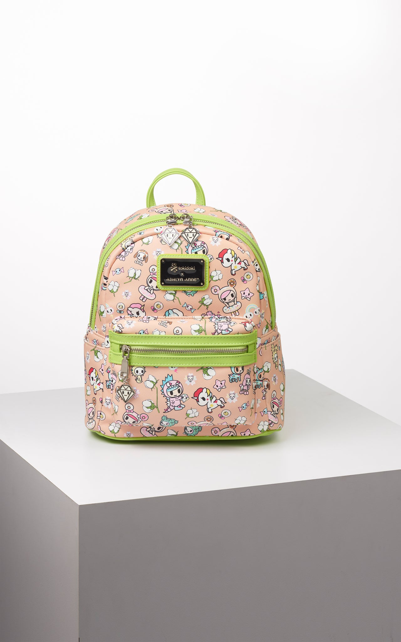TDxAN Summer-in-Rio Backpack - A.Anne, Tokidoki, Ashlyn Anne, Fashion, Handbags, School, Bag, Accessories
