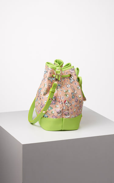 TDxAN Summer-in-Rio Bucket Bag