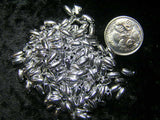 RICE BEADS  Silver