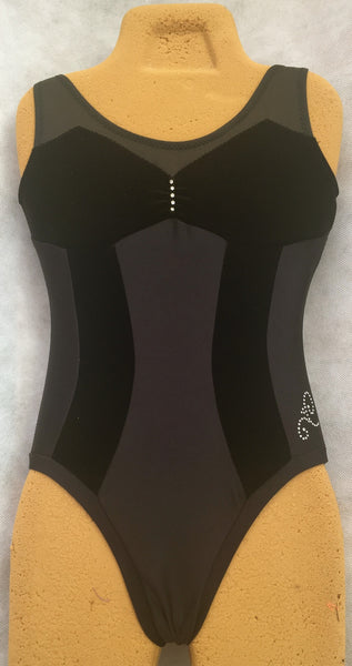 Sophie Low Back Leotard