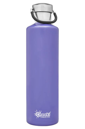 Cheeki: 1 Litre Classic Insulated Bottle - Lavender