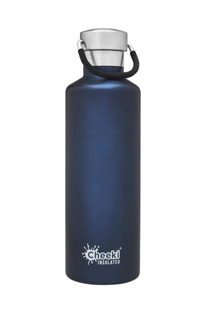 Cheeki: 600ML Classic Insulated Bottle - Ocean