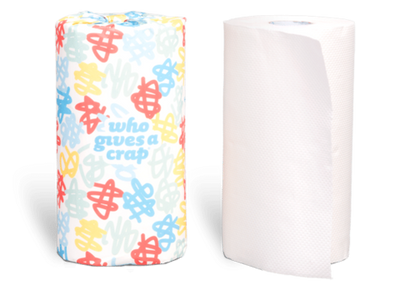 Forest Friendly Kitchen Paper Towel 6-Pack