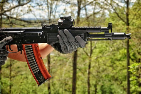 JMac Customs AK-104 Booster Russian Detent