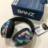 BANZ® Baby Ear Muffs - Kaleidoscope