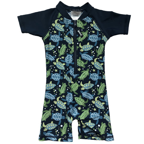 BANZ© Boys One-Piece Swimsuit - Turtle