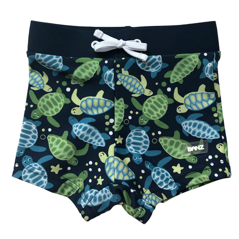 BANZ© Boys Swim Trunks - Turtle
