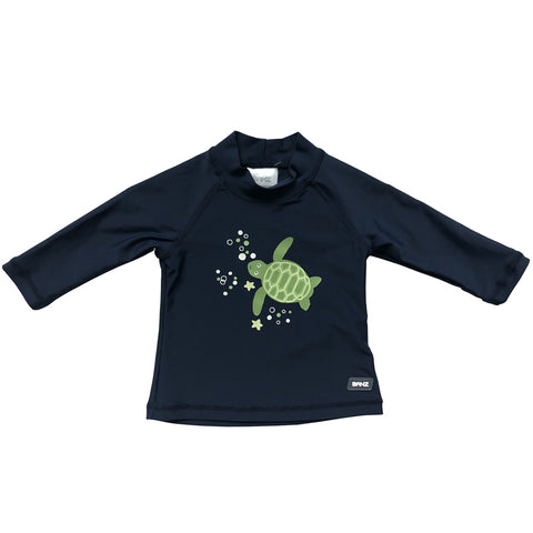 BANZ® Boys Long Sleeve Rash Top - Turtle