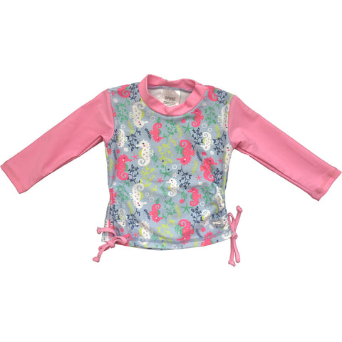 BANZ® Girls Long Sleeve Rash Top