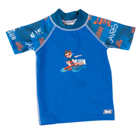 BANZ boys rash guard